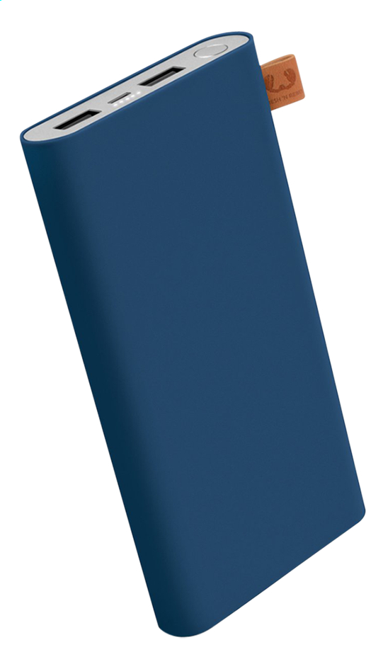 Afbeelding van Fresh 'n Rebel Lader Powerbank 12000 mAh Indigo from ColliShop