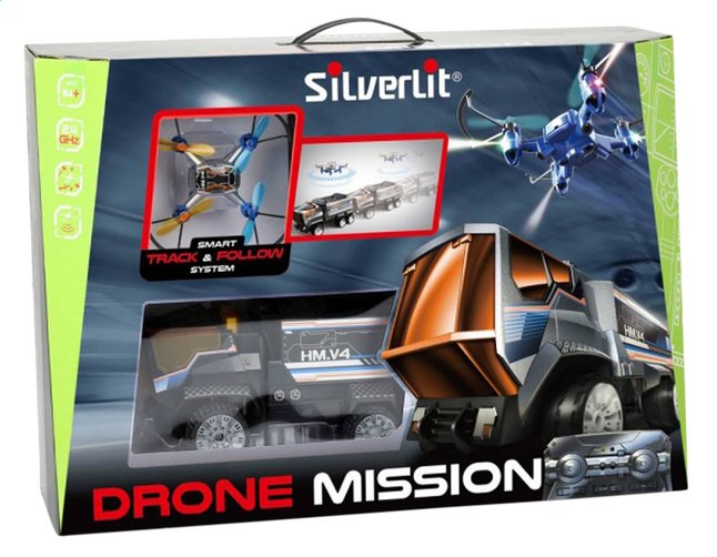 Afbeelding van Silverlit Drone Mission from ColliShop