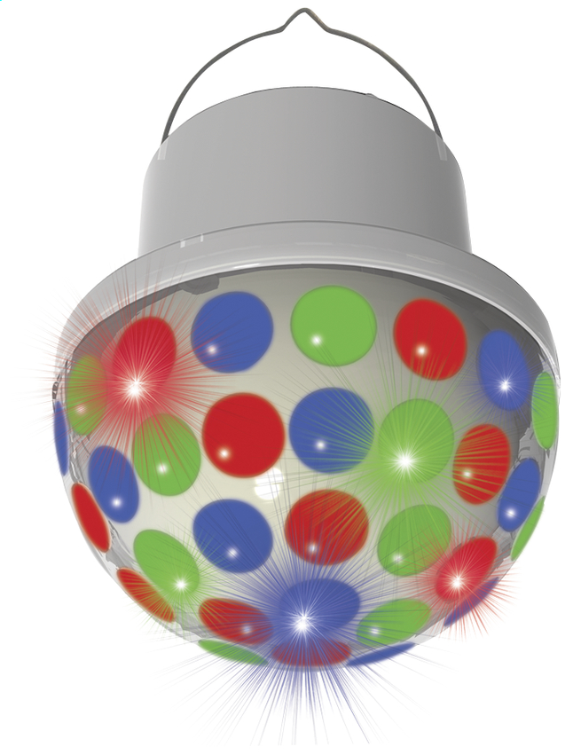 Image pour Jeu de lumière disco Moon Flower Party à partir de ColliShop