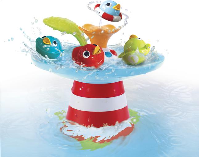 Afbeelding van Yookidoo badspeeltje Musical Duck Race from ColliShop