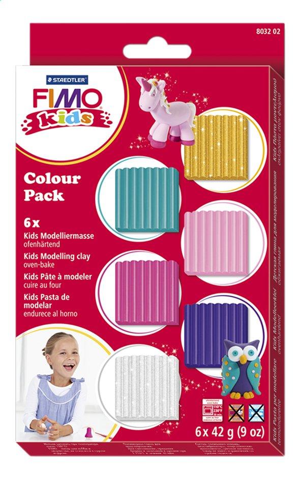 Afbeelding van STAEDTLER FIMO kids Colour Pack from ColliShop