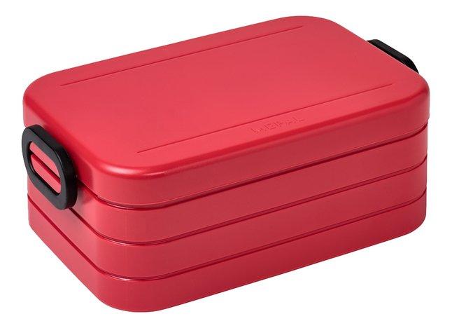 Image pour Mepal lunchbox Bento M Nordic Red à partir de ColliShop