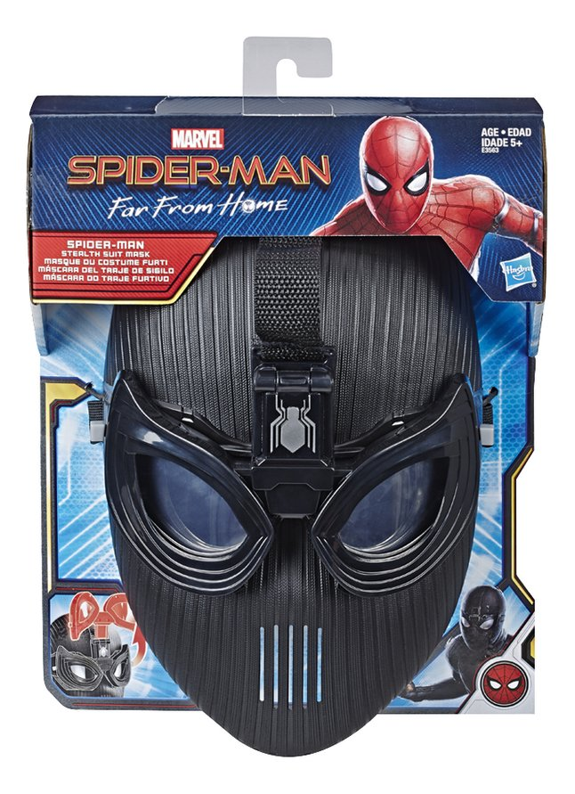 Afbeelding van Spider-Man Far From Home Stealth Suit masker from ColliShop