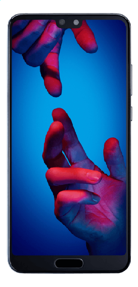 Afbeelding van Huawei smartphone P20 Midnight Blue from ColliShop