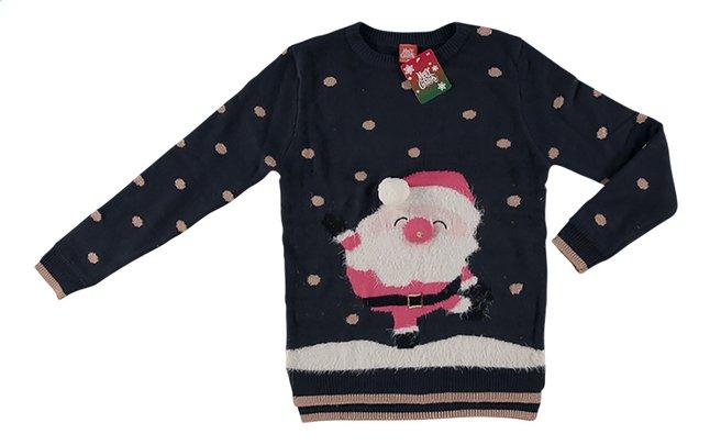 Image pour Pull de Noël dames Père Noël S à partir de ColliShop