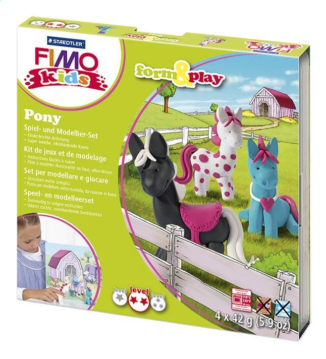 Image pour STAEDTLER FIMO kids form & play Pony à partir de ColliShop