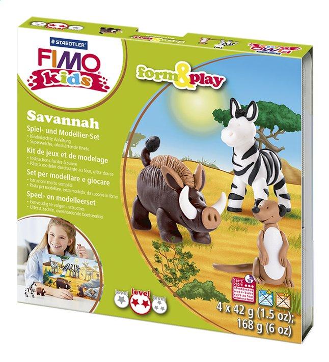 Image pour STAEDTLER FIMO kids form & play Savannah à partir de ColliShop