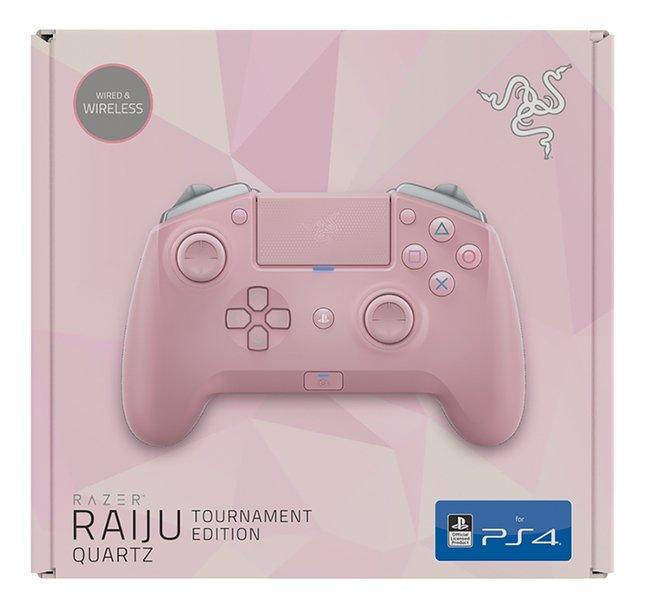 Razer manette Raiju Tournament Edition Quartz