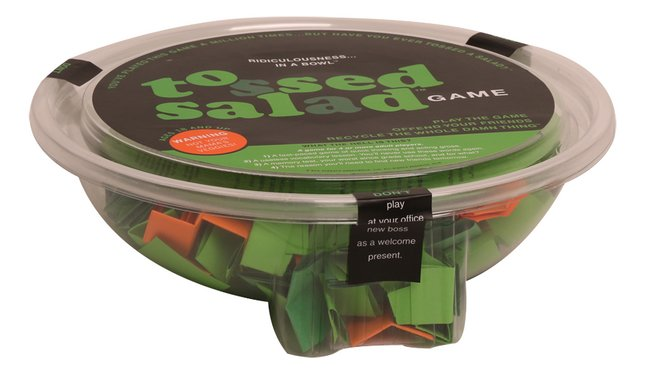 Tossed Salad ENG