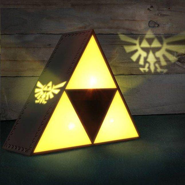 Lampe Zelda Triforce Collishop