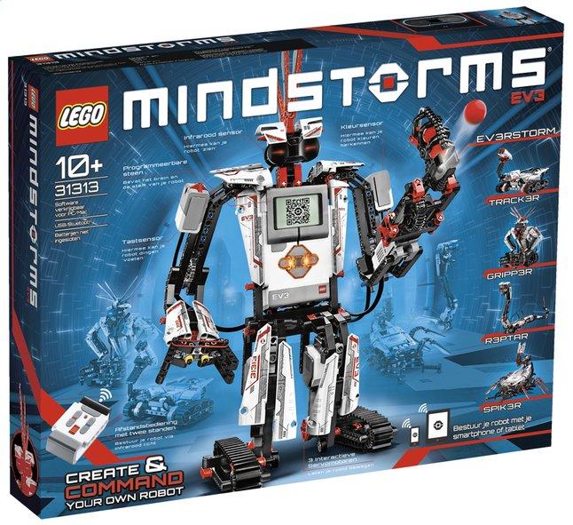 Afbeelding van LEGO Mindstorms 31313 EV3 from ColliShop