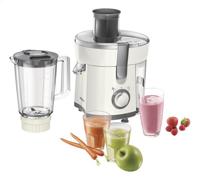 Afbeelding van Philips Blender en sapcentrifuge Viva Collection HR1845/30 from ColliShop