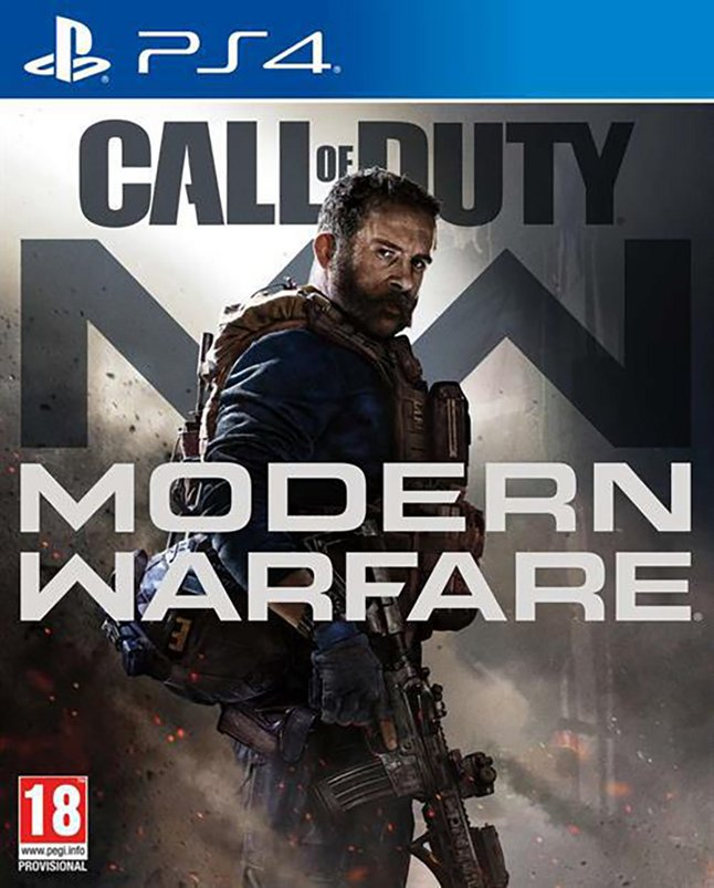 PS4 Call of Duty: Modern Warfare 2019 ENG