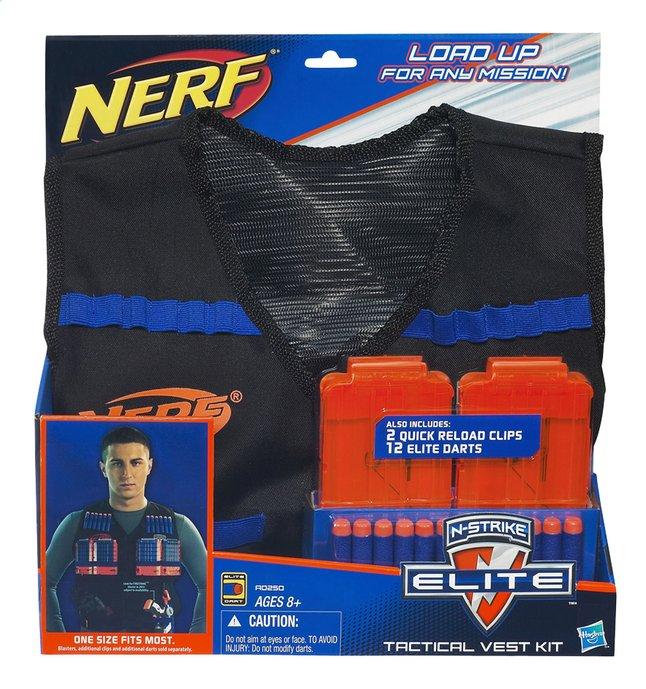 Image pour Nerf Elite N-Strike Tactical Vest Kit à partir de ColliShop
