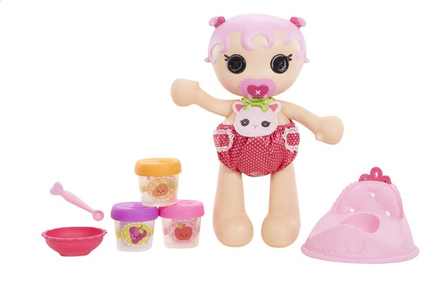 Afbeelding van Lalaloopsy Babies pop Potty Surprise Jewel Sparkles from ColliShop