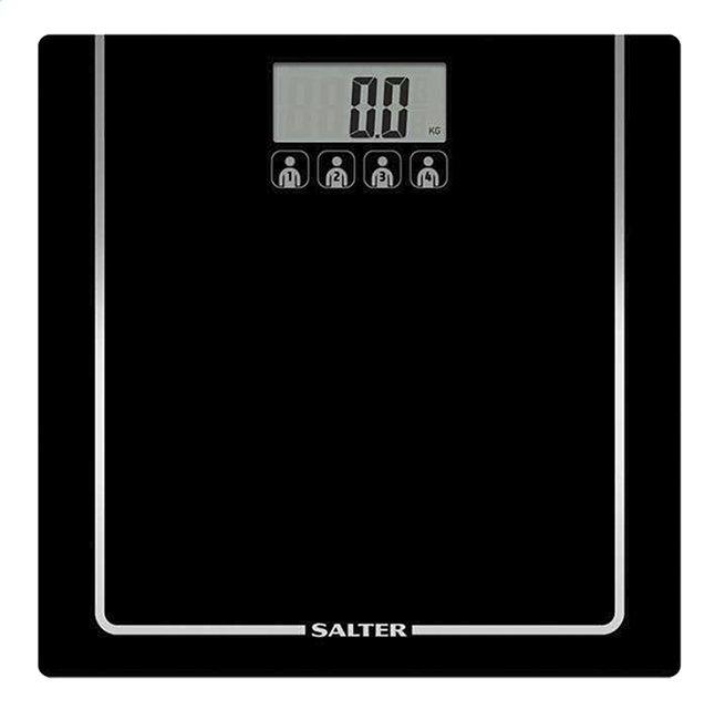 Image pour Salter Pèse-personne Family SA9214BK3R noir à partir de ColliShop