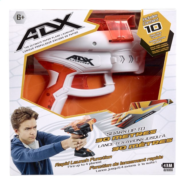 Afbeelding van Set ADX Launcher wit from ColliShop