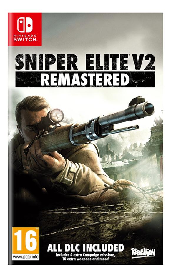 Afbeelding van Nintendo Switch Sniper Elite V2 Remastered ENG/FR from ColliShop