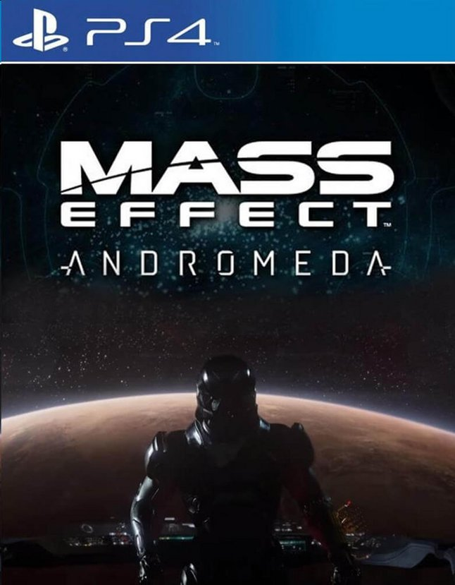 Afbeelding van PS4 Mass Effect: Andromeda ENG/FR from ColliShop