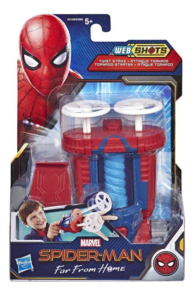 Speelset Spider-Man Far From Home Web Shots Twist Strike