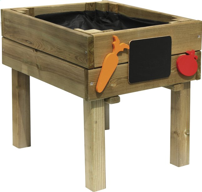 Afbeelding van Plantentafel Kids Marguerite from ColliShop