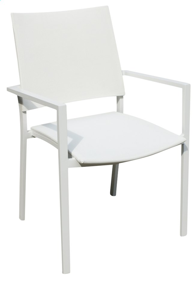 Image pour Chaise de jardin Magic blanc à partir de ColliShop