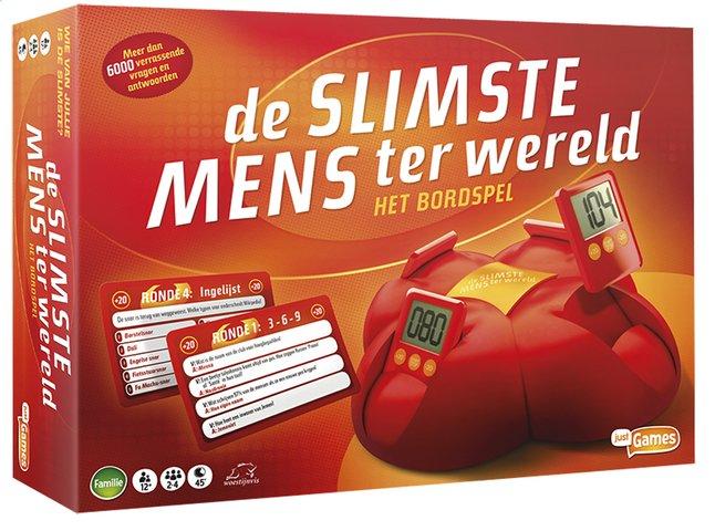 Afbeelding van De Slimste Mens Ter Wereld from ColliShop