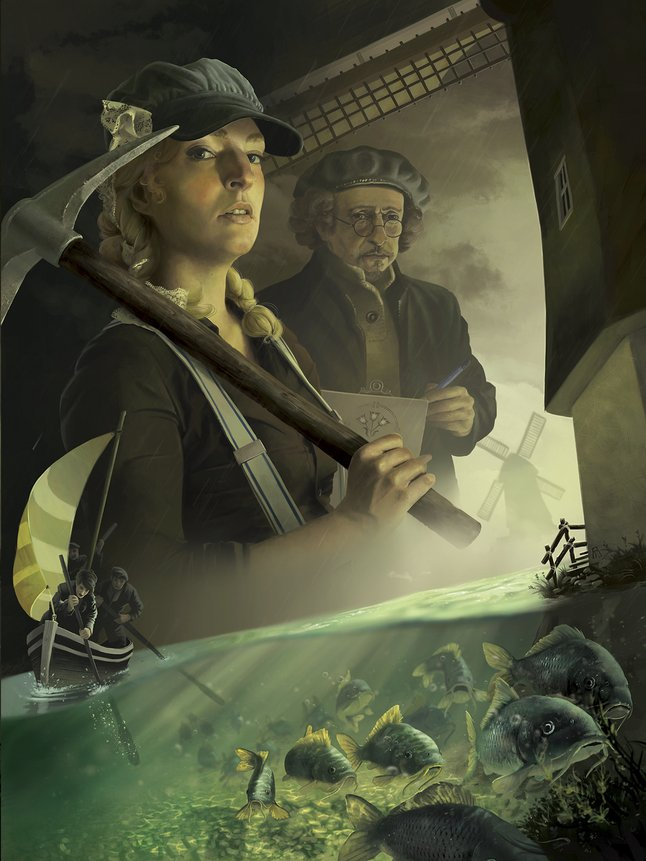 Image pour Pandemic Montée des Eaux à partir de ColliShop