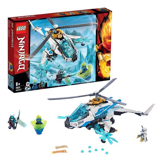 Ninjago Lego Shuricopter Le 70673 Ninjago Lego 8wnk0OPX