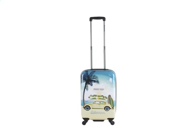 Afbeelding van Volkswagen Harde reistrolley Road Trip Spinner 55 cm from ColliShop
