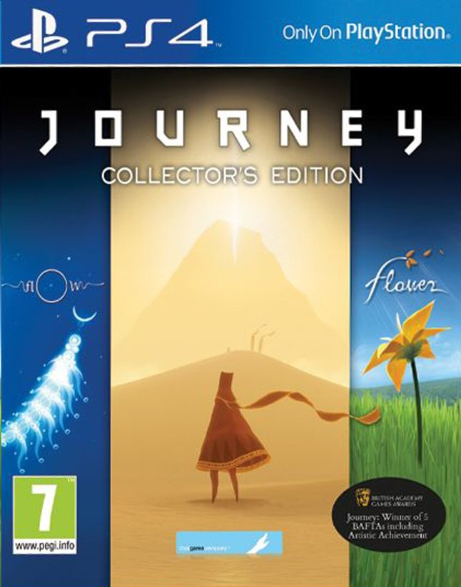 Afbeelding van PS4 Journey Collector's Edition ENG/FR from ColliShop