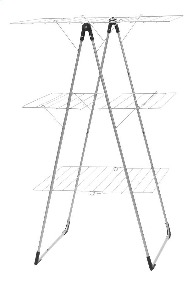 Image pour Brabantia Séchoir-tour avec 3 surfaces d'étendage metallic grey à partir de ColliShop