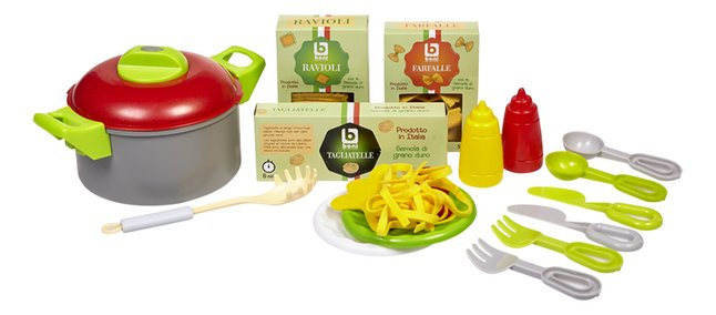 Image pour DreamLand set de cuisine Pâtes avec sons et lumières à partir de ColliShop