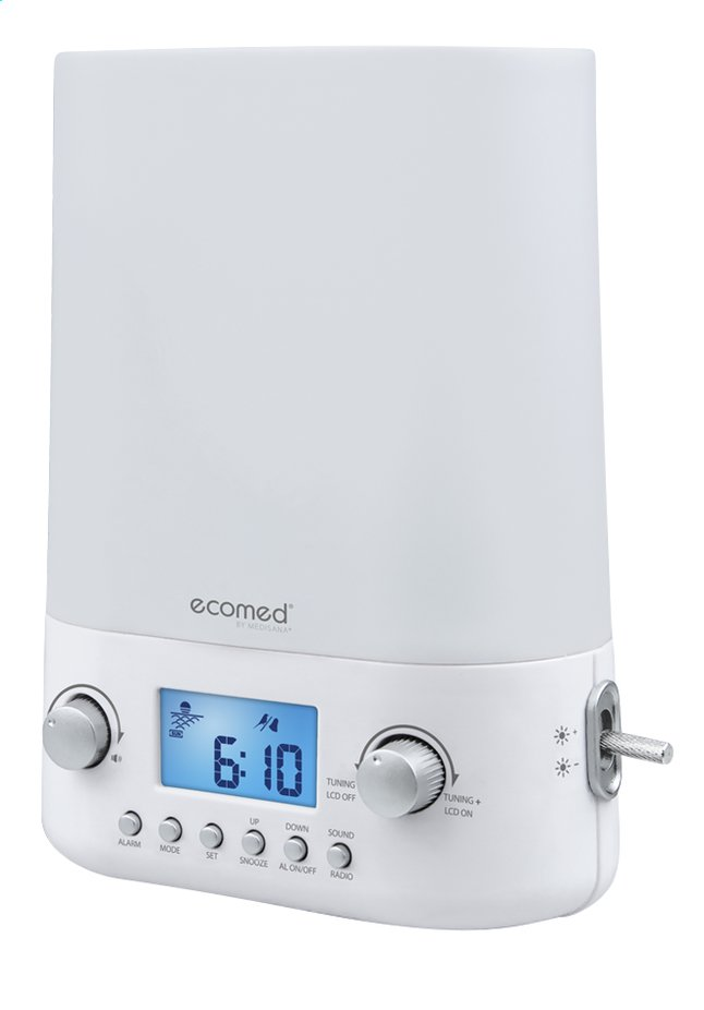 Afbeelding van Ecomed Wake-up light WL-50E from ColliShop
