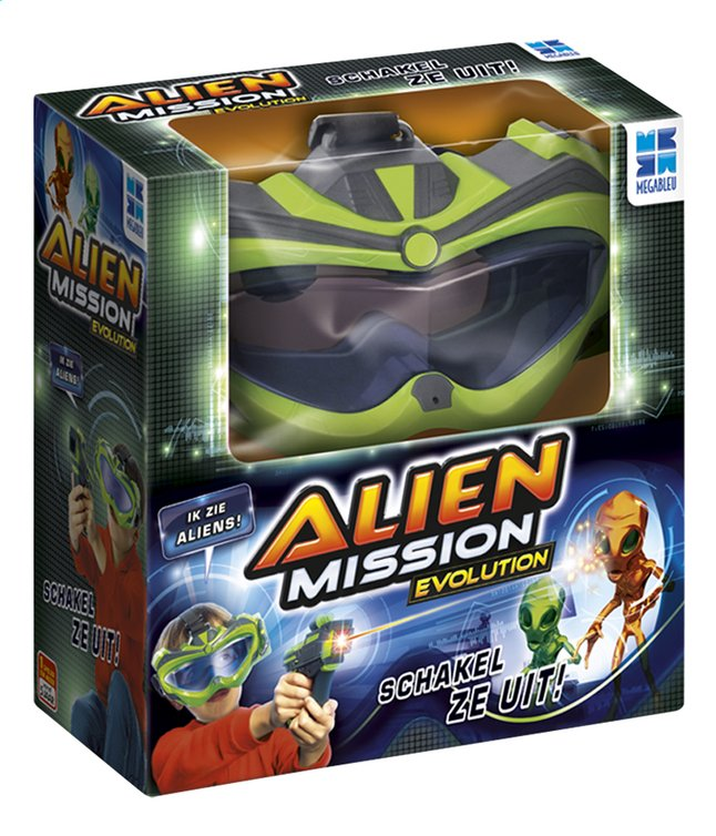 Afbeelding van Alien Mission Evolution from ColliShop