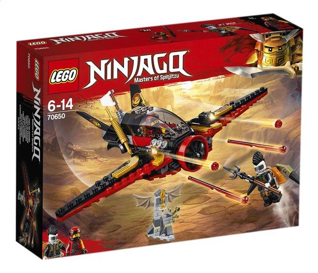 Image pour LEGO Ninjago 70650 La poursuite dans les airs à partir de ColliShop