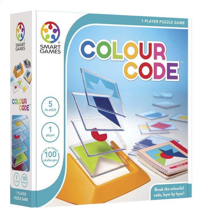 Afbeelding van Colour code from ColliShop