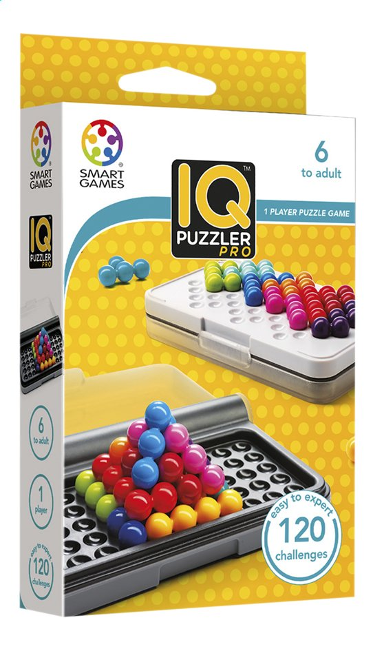 Afbeelding van IQ Puzzler Pro from ColliShop