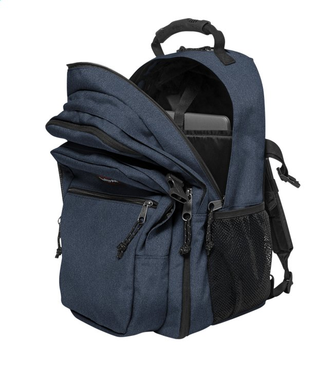 536ee12b266 Eastpak rugzak Tutor Double Denim | ColliShop
