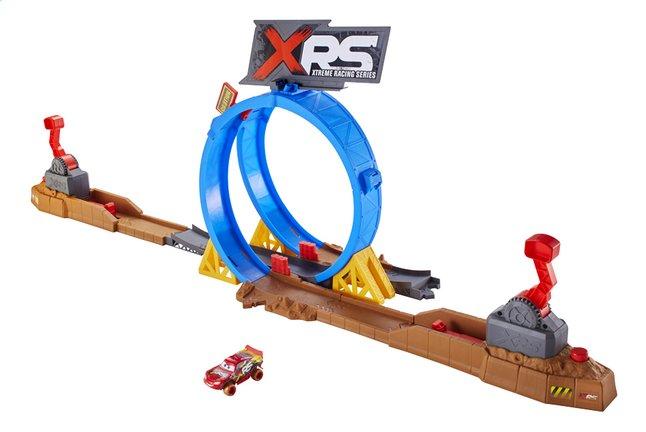 Circuit acrobatique Disney Cars XRS Smash & Crash Challenge