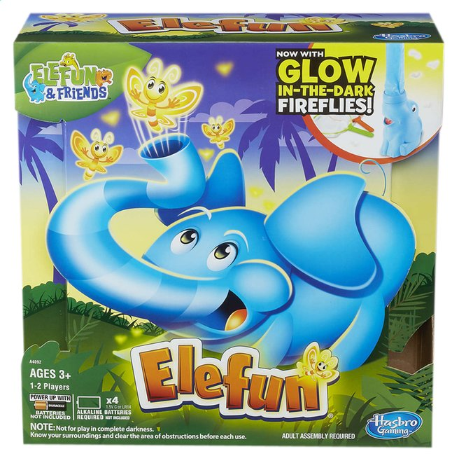 Image pour Elefun Glow In-the-dark Fireflies NL à partir de ColliShop