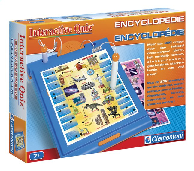 Afbeelding van Interactieve quiz Encyclopedie from ColliShop