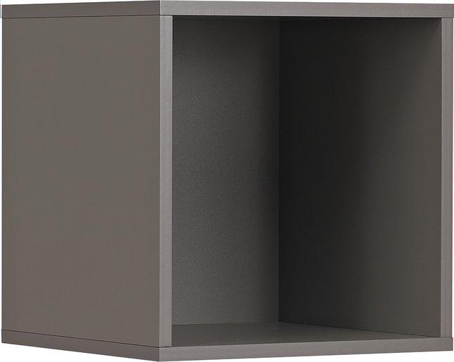 Afbeelding van Kubus voor kleerkast Basil grijs from ColliShop