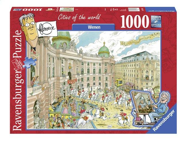 Afbeelding van Ravensburger puzzel Fleroux: Wenen from ColliShop