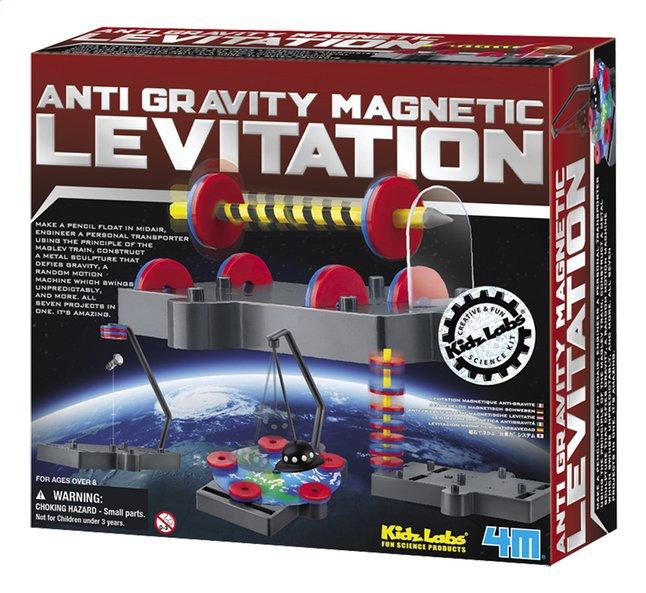 Image pour 4M Lévitation magnétique anti-gravité à partir de ColliShop