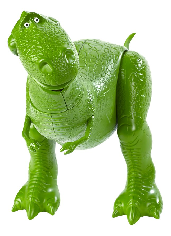 Afbeelding van Actiefiguur Toy Story 4 Movie basic Rex from ColliShop