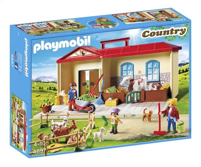 Afbeelding van Playmobil Country 4897 Meeneemboerderij from ColliShop