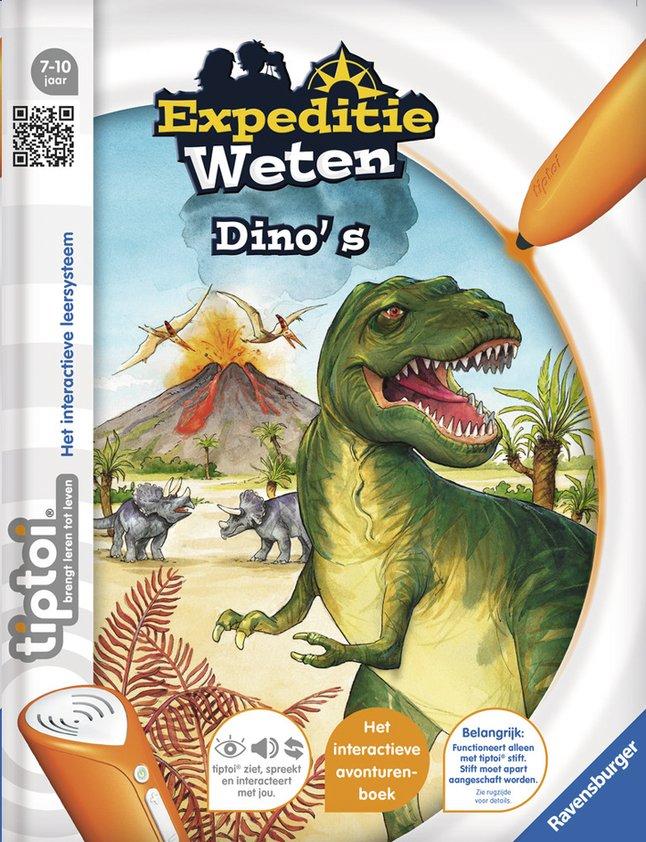 Afbeelding van Ravensburger Tiptoi Expeditie Weten: Dino's from ColliShop