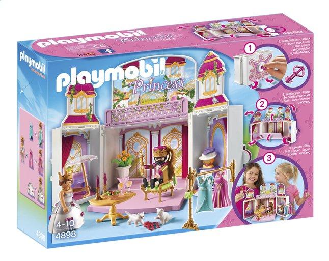 Afbeelding van Playmobil Princess 4898 Speelbox Koninklijk hof from ColliShop