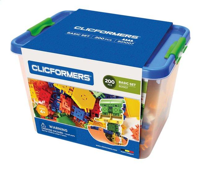 Clicformers Basic Set 200 pièces